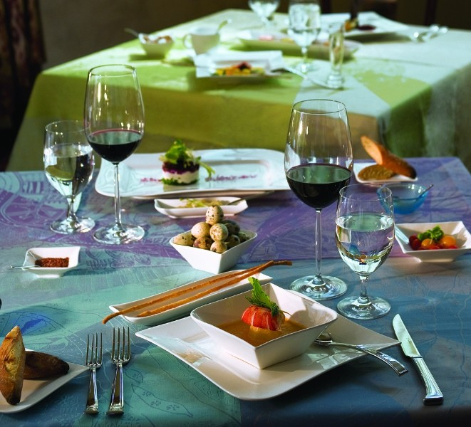 L 39 art de la table vaisselle fortessa vitrifi e for L art de table