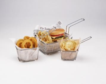 « Mini panier à frites »